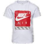 Nike Hazard Futura Air Box T-Shirt - Boys' Preschool