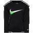 Nike Swoosh Drip L/S T-Shirt - Boys' Preschool