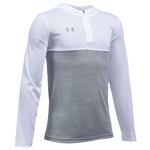 Under Armour Team Tech 1/4 Zip Hoodie - Boys' Grade School