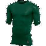 Nike Team 1/2 Sleeve Compression Top - Men's