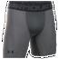 "Under Armour HG Armour 2.0 6"" Compression Shorts - Men's"
