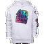 Jordan Graphic Pullover Hoodie  - Boys' Grade School