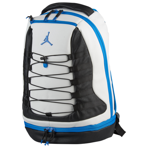 3483a95afd Jordan Retro 10 Backpack - White Blue (Accessories Basketball) photo