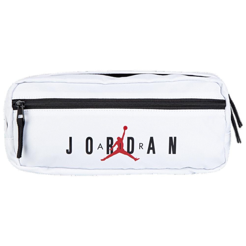 Jordan Jumpman Crossbody / White