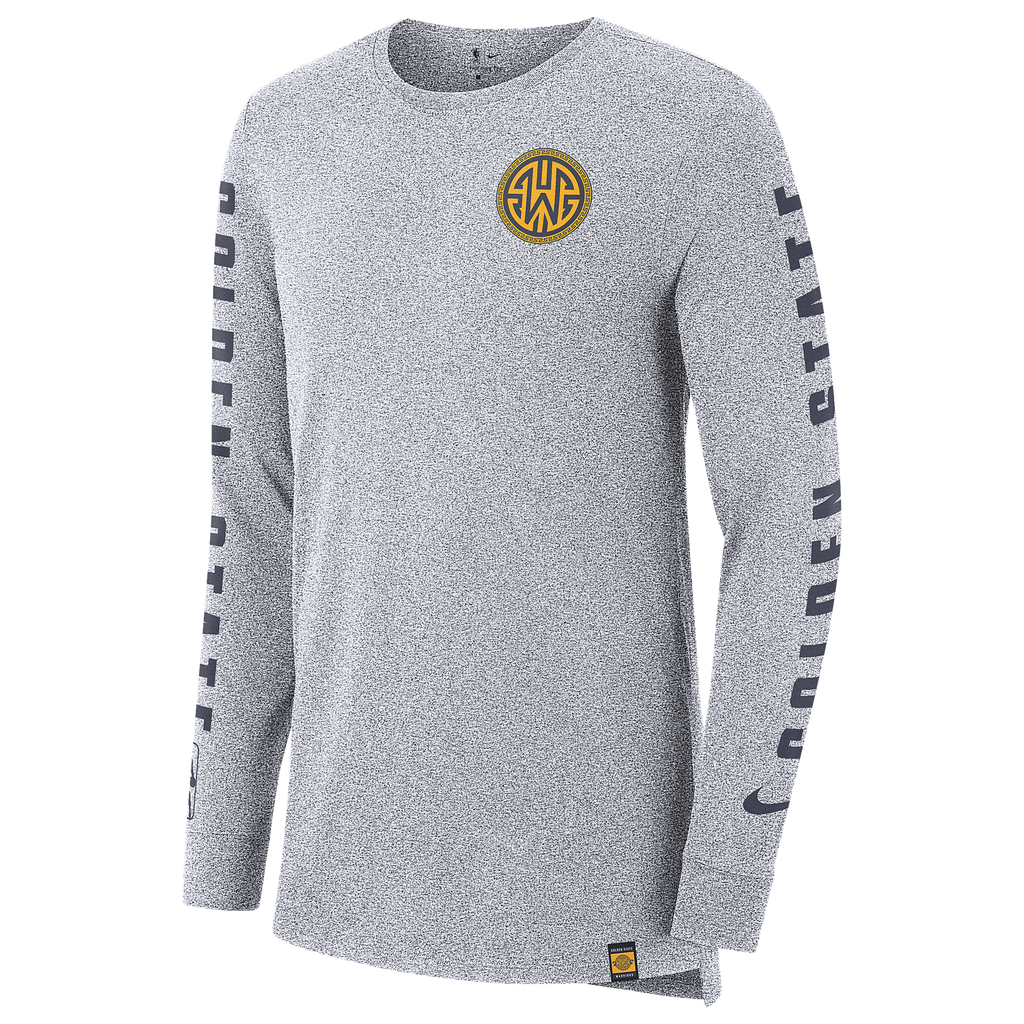 Nike Nba City Edition L/S Dry Elv T Shirt by Nike