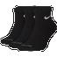 Nike 3 Pack Low-Cut Socks  - Men's