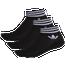 adidas 3 Pack Quarter Socks  - Men's