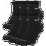 Nike 6 Pack Dri-FIT Crew Socks  - Men's