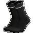 Nike 2 Pack Sneaker Sox Essential Crew Socks  - Men's