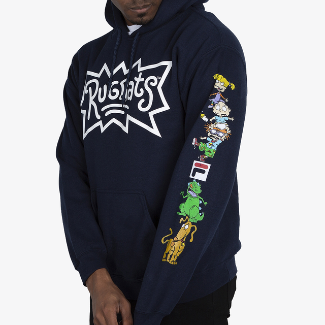 best website ffe0d 24994 Shoptagr | Fila Rugrats Graphic Hoodie by Champs Sports