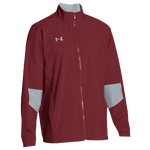 Under Armour Team Squad Woven Warm Up Jacket - Men's