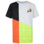 Jordan Colorblock Speckle T-Shirt - Boys' Grade School