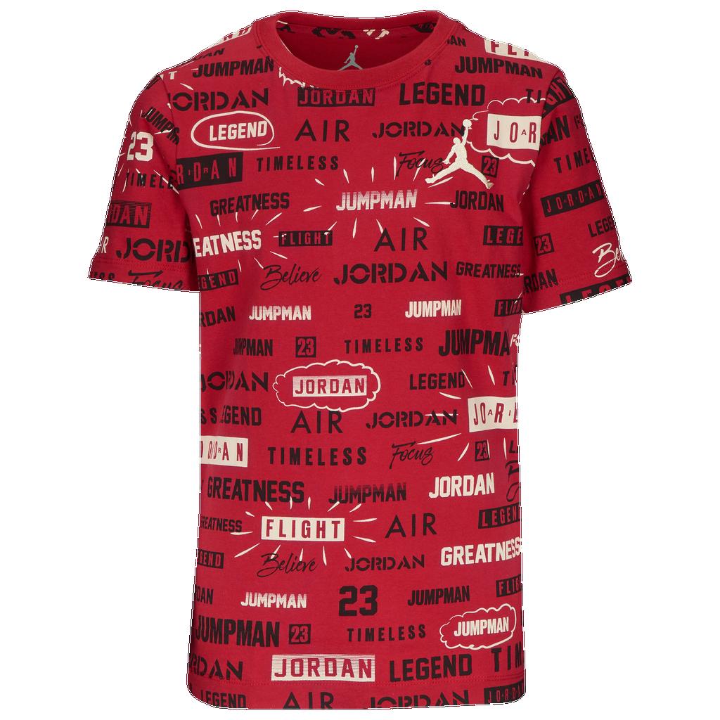 Jordan Full Court Aop T Shirt by Foot Locker