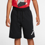 Jordan Fleece Wrap Shorts - Boys' Grade School
