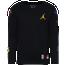 Jordan Rivals Patch Long Sleeve T-Shirt - Boys' Grade School