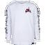 Jordan Air Long Sleeve T-Shirt - Boys' Grade School