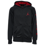 Jordan Raglan Training Full-Zip Hoodie - Boys' Grade School