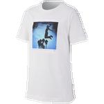 Nike Dry Lebron Sunset Dunk T-Shirt - Boys' Grade School