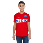Jordan PSG Wordmark T-Shirt - Boys' Grade School