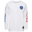 Jordan PSG Logo Long Sleeve T-Shirt - Boys' Grade School