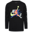 Jordan Jumpman Graphic Long Sleeve T-Shirt - Boys' Grade School