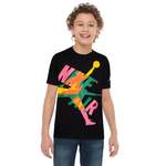 Jordan Jumpman Oversized Classic Graphic T-Shirt - Boys' Grade School