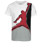 Jordan Painted Jumpman S/S T-Shirt - Boys' Grade School