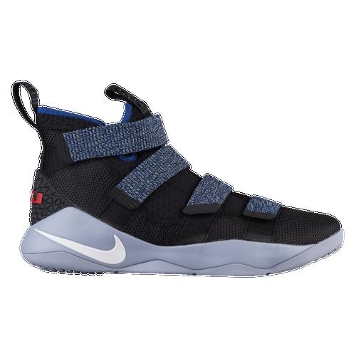 timeless design 19d90 cdb98 Lebron James Nike LeBron Soldier 11 - Mens - Ocean Ice - Product    97644005