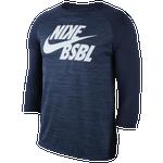 Nike Velocity Legend 3/4 Raglan T-Shirt - Men's