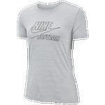 Nike Softball Velocity Legend Swoosh SS Cr - Women's