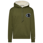 Champion Super Fleece Sherpa Lined Cone Hoodie - Men's
