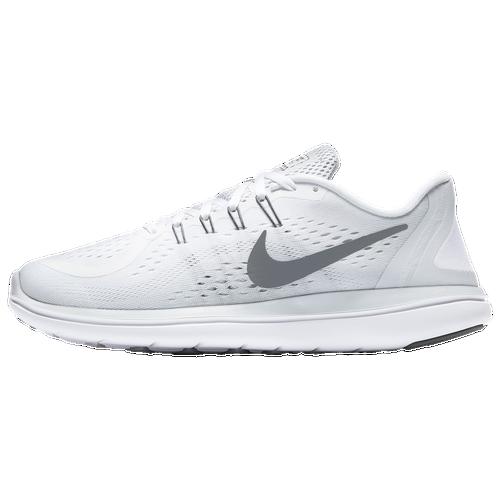 adb2663ab346 Nike Flex RN 2017 - Mens - White Cool Grey Pure Platinum - Product     98457100