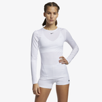 Nike Pro All Over Mesh Long-Sleeve Top - Women's