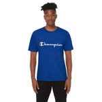 Champion Heritage Script Embroidered S/S T-Shirt - Men's