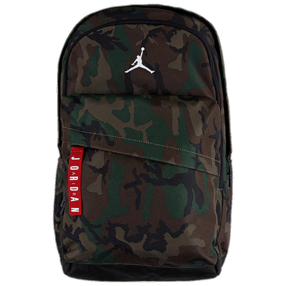 Jordan Air Patrol Backpack / Camo