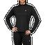 ASICS® Silver Long Sleeve 1/2 Zip - Women's
