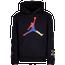 Jordan Sport DNA Jumpman Pullover Hoodie - Boys' Grade School
