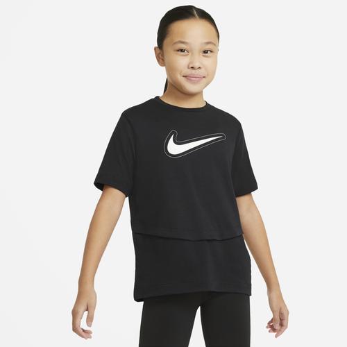 Nike GIRLS NIKE TROPHY SHORT SLEEVE TOP