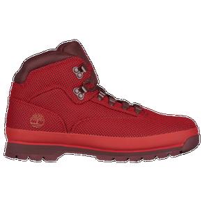 timberland rouge foot locker