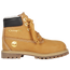 "Timberland x Champion 6"" Shearling Boots - Boys' Toddler"