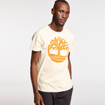 Timberland Big Logo T-Shirt - Men's