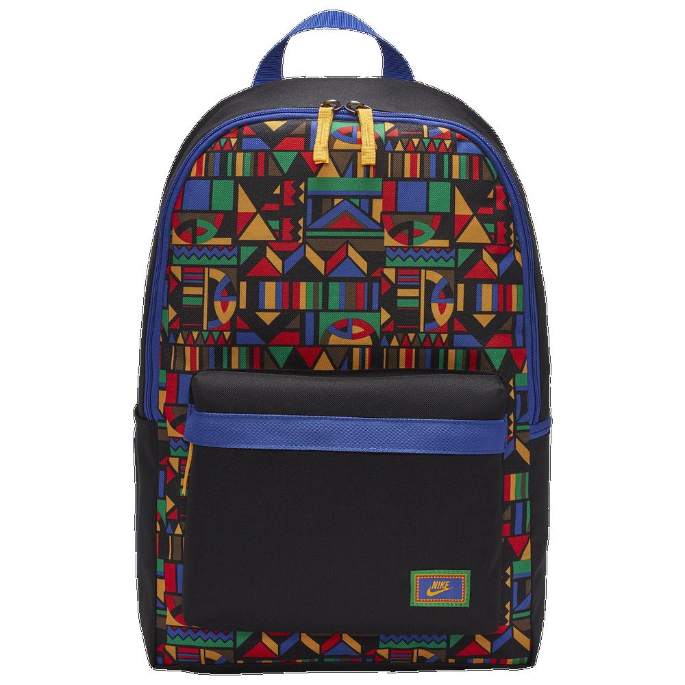 Nike Heritage Backpack AOP 2.0 / Jungle/Black