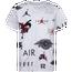 Jordan All Over Print Logo T-Shirt - Boys' Grade School