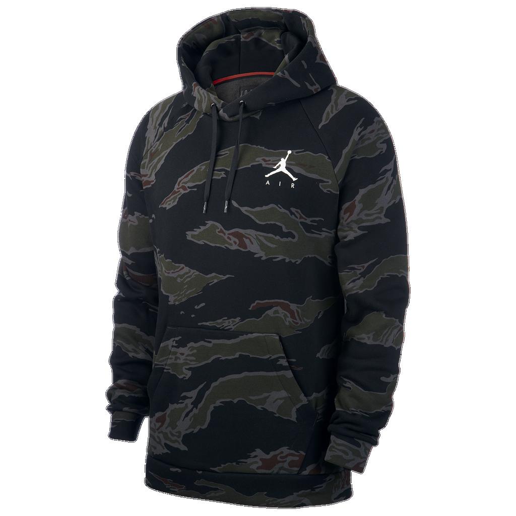 Jordan Jumpman Air Fleece Camo Hoodie by Jordan