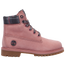 "Timberland 6"" Premium Waterproof Boots - Girls' Grade School"