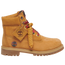 "Timberland 6"" Plaid Boots - Boys' Grade School"
