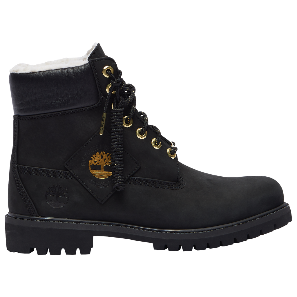 Timberland 6inch Shearling Prem Wp Boots by Timberland