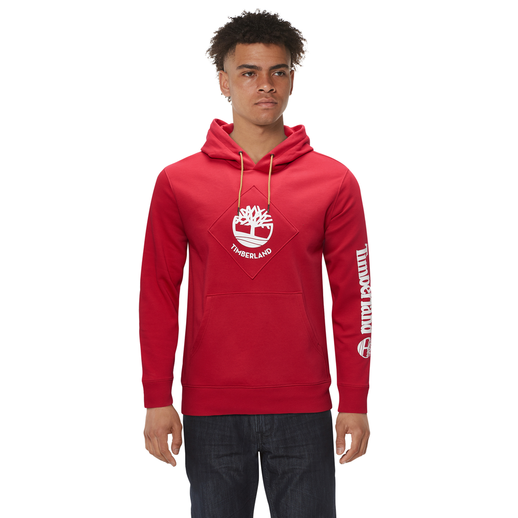 Timberland Tree Logo Hoodie by Timberland