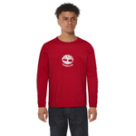 Timberland Long Sleeve Elevated Tree T-Shirt - Men's