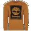 Timberland Stack Logo L/S T-Shirt - Men's
